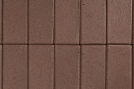 ABC Pflasterklinker, Artikel 0915, braun-nuanciert, 200x100x52mm
