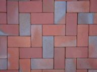 ABC Pflasterklinker, Artikel 6951, Köln, rot-geflammt
