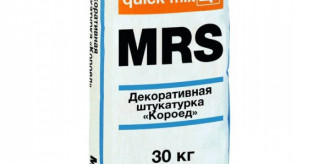 MRS Декоративная штукатурка «Короед»