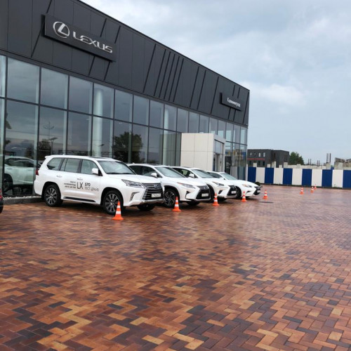 Lexus Центр г. Калининград